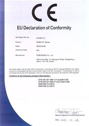 Chứng nhận EU DOC