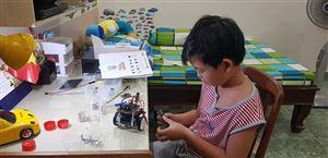 🔥🔥🔥 Học sinh của Roborobo Việt Nam: Tạm dừng đến trường nhưng không ngừng việc học.