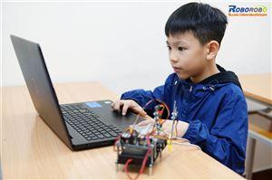 🔥🔥🔥 IPRC ONLINE 2020 - Bài dự thi của các bạn nhỏ đại diện Roborobo Việt Nam