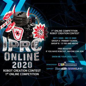 IPRC 2020 - WaiterBot của bạn Nguyễn Hưng Gia Thịnh - Roborobo Hoài Đức