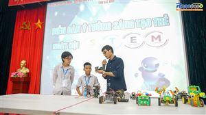 Hội thi tin học trẻ 2019 tại THPT Bắc Ninh