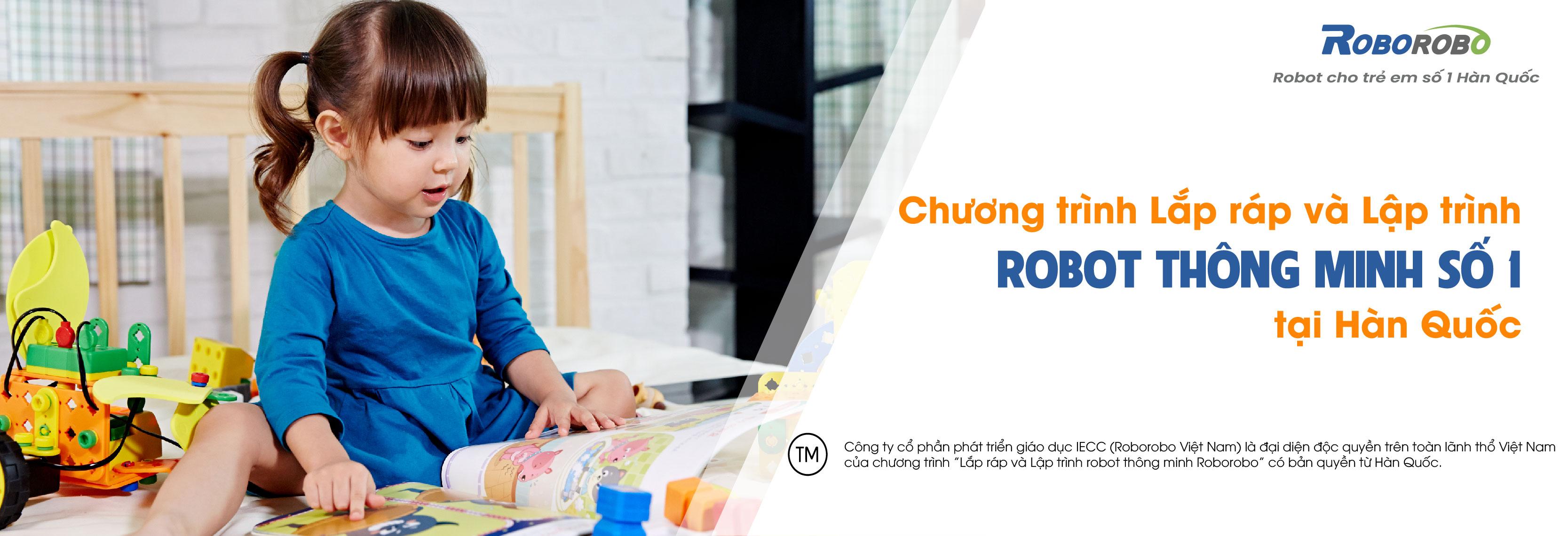 ROBOROBO - THUONG HIEU SO 1 HAN QUOC